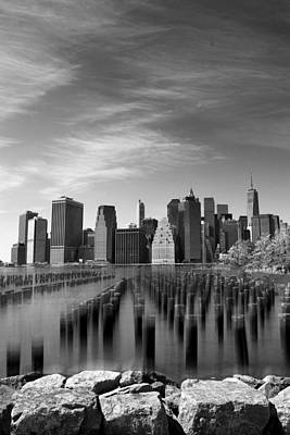 Photograph - A View From Brooklyn by Jessica Jenney
