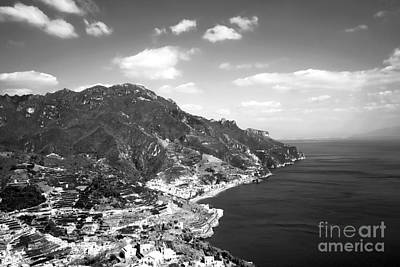 Photograph - A View From Ravello by John Rizzuto