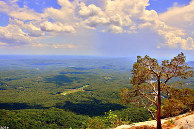Photograph - A View From Table Rock by Lisa Wooten