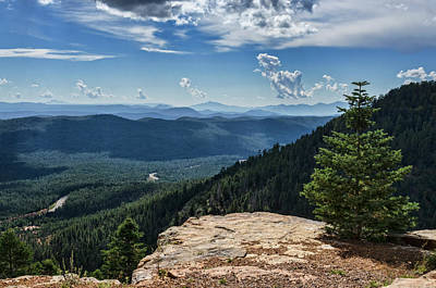 Photograph - A View From The Rim  by Saija Lehtonen