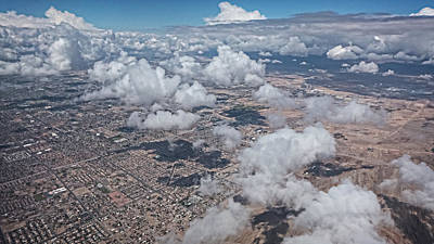 Photograph - A View From The Sky by Susan Stone