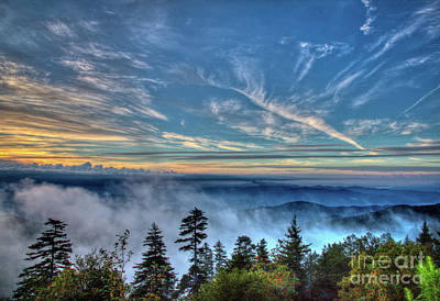 Photograph - A View From The Top by Douglas Stucky