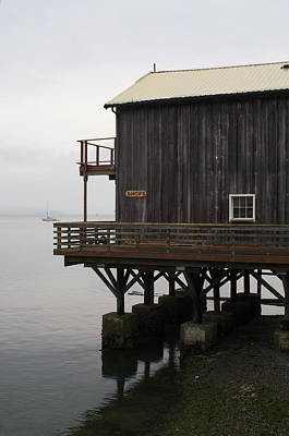 Photograph - A View From Whidbey IIi by Henri Irizarri