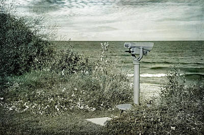 Photograph - A View From Wind Point by Susan McMenamin