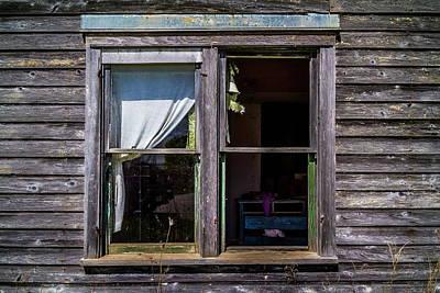 Photograph - A View Inside by Chuck De La Rosa