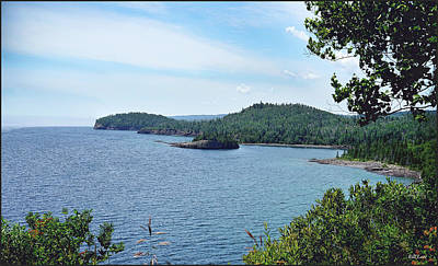 Photograph - A View Of Gichigami by Bill Lere