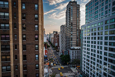 Photograph - A View Of Manhattan by Alissa Beth Photography