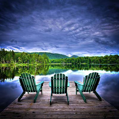 Photograph - A View Of Serenity by David Patterson