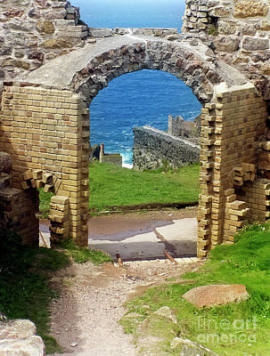 Photograph - A View Of The Crowns Of Cornwall by Terri Waters