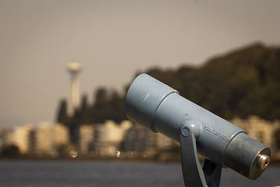 Photograph - A View Of The Needle by Erin Kohlenberg