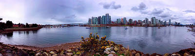 Photograph - A View Of Vancouver by Pixabay