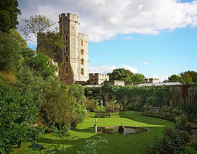 Photograph - A View Of Windsor Castle by Joe Winkler