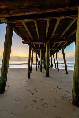 Photograph - A Virginia Beach Morning by Michael Scott