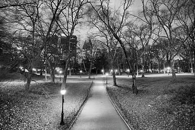 A Walk In Central Park Original