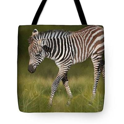 Photograph - A Walk On The Wild Side-tote by Donna Kennedy