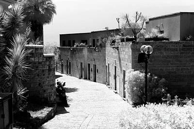 Jaffa Photograph - A Walk Through Jaffa by John Rizzuto