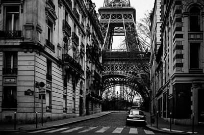 Photograph - Paris Walk by M G Whittingham