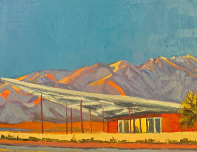 Painting - A Warm Welcome by Kathleen Strukoff