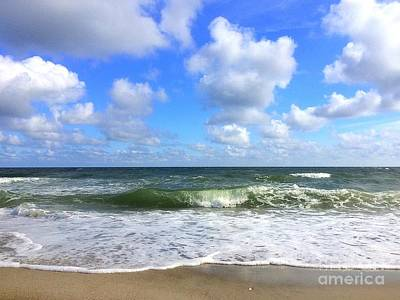 Photograph - A Wave To Ride by Shelia Kempf