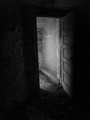 Open Mind Photograph - A Way Out by Jessica Brawley