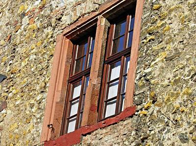 Photograph - A Window In Eltville  4 by Sarah Loft