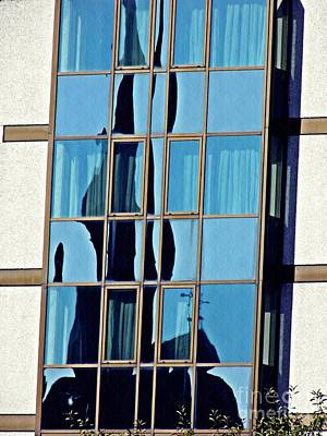 Photograph - A Window In Mainz 5 by Sarah Loft