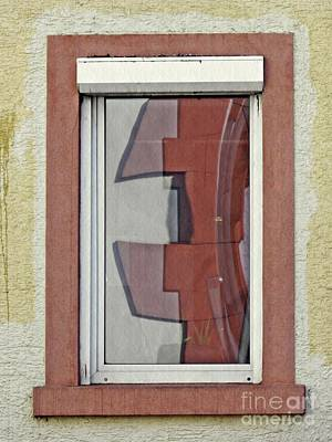 Photograph - A Window In Schierstein 21 by Sarah Loft
