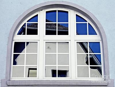 Photograph - A Window In Wiesbaden by Sarah Loft