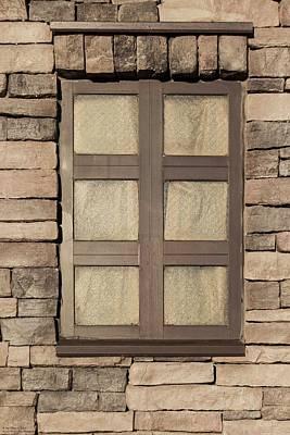 Photograph - A Window Metaphor -1  by Hany J