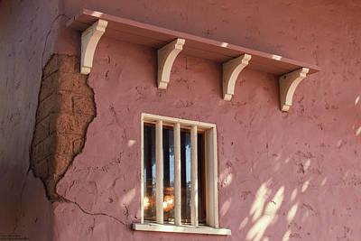 Photograph - A Window Metaphor - 2 by Hany J