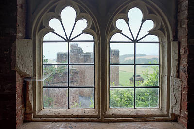 Photograph - A Window On The Ancient World by Christopher Rees