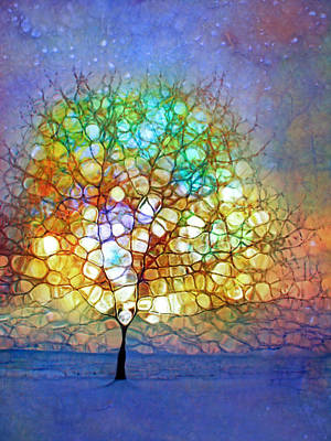 Photograph - A Winter Tree Ballad by Tara Turner