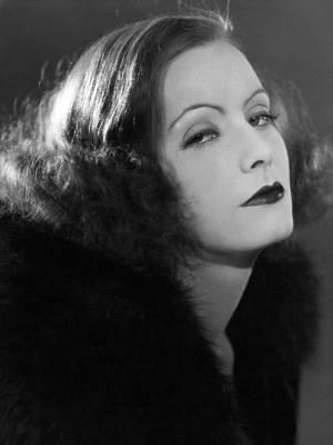 A Woman Of Affairs, Greta Garbo Print by Everett
