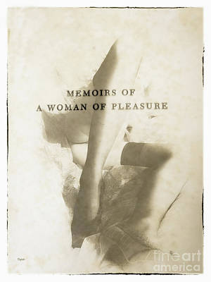 Photograph - A Woman Of Pleasure by Jacob Smith