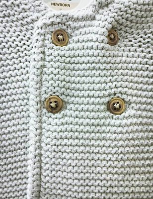 Baby Wool Photograph - A Wool Top by Tom Gowanlock