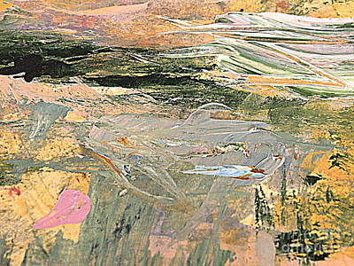 Painting - A World Of Pale Colors by Nancy Kane Chapman