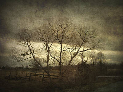 A Wyeth Landscape Art Print