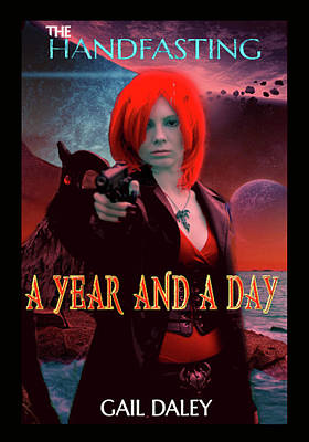 Digital Art - A Year And A Day by Gail Daley