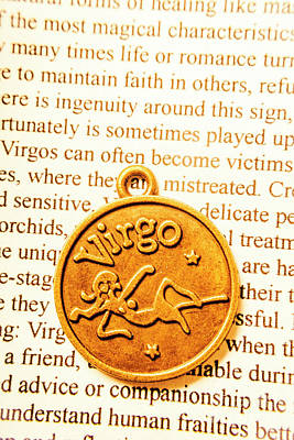 Photograph - A Zodiac Theme In Virgo by Jorgo Photography - Wall Art Gallery
