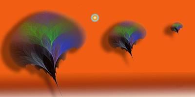Free Energy Digital Art - a056 Intouchables by Drasko Regul