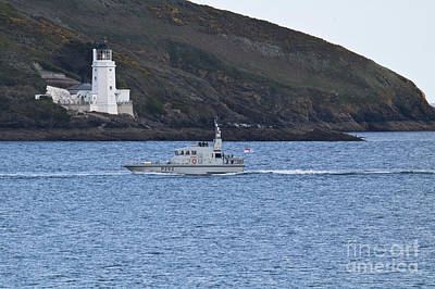 Photograph - A47 Hms Ranger by Terri Waters