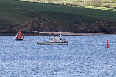 Photograph - A62 Hms Ranger by Terri Waters