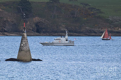 Photograph - A69 Hms Ranger by Terri Waters