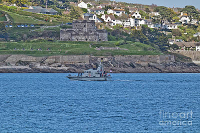 Photograph - A90 Hms Blazer by Terri Waters