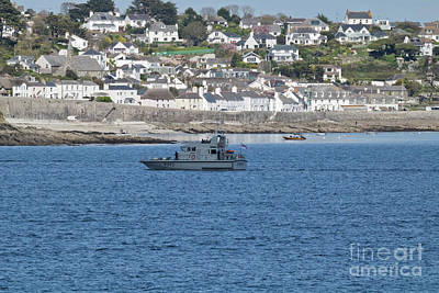 Photograph - A93 Hms Ranger  by Terri Waters