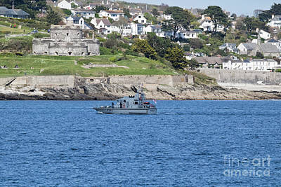 Photograph - A95 Hms Ranger  by Terri Waters