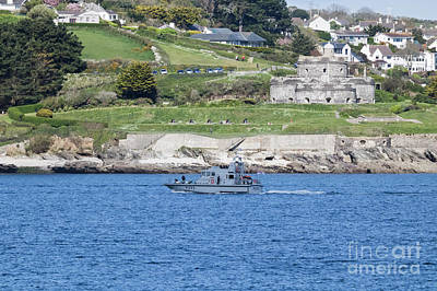Photograph - A98 Hms Ranger  by Terri Waters
