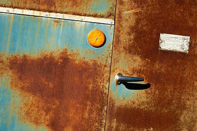 Car Doors Photograph - ab3 by Catherine Lau