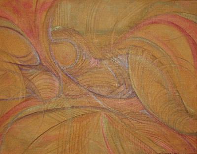 Abalone Original by Caroline Czelatko