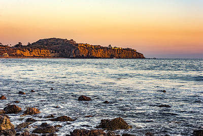 Photograph - Abalone Point Sunset by Anthony Baatz